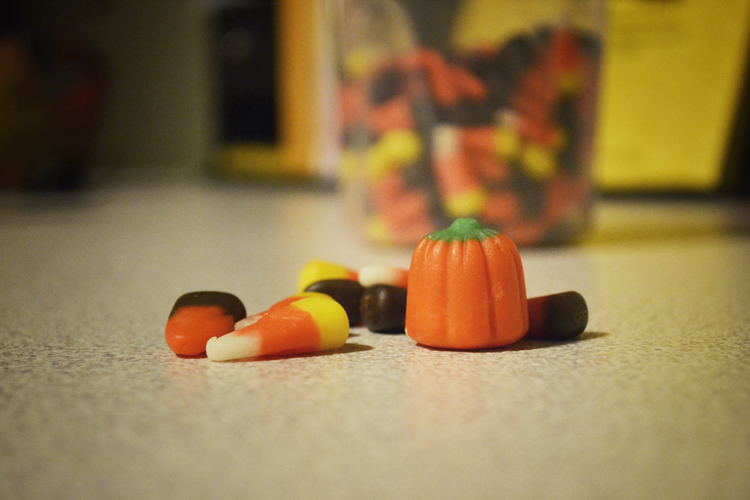 God Help Me Candy Corn
