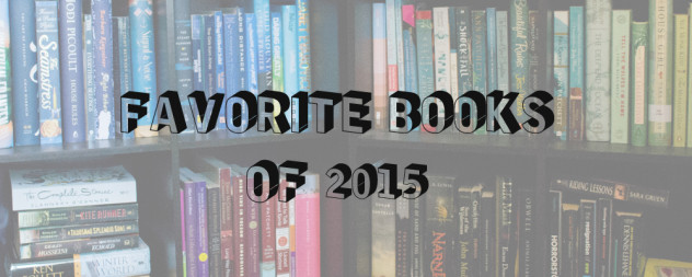 Top Five Books of 2015