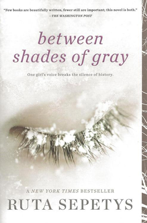 Book Review: Between Shades of Gray
