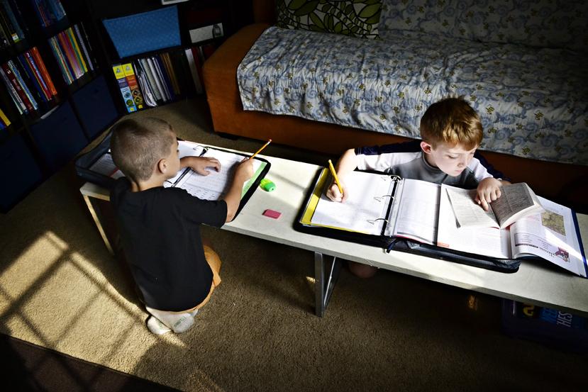 Homeschooling in 2013