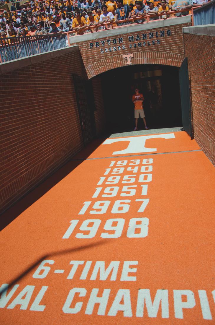 Peyton Manning hall