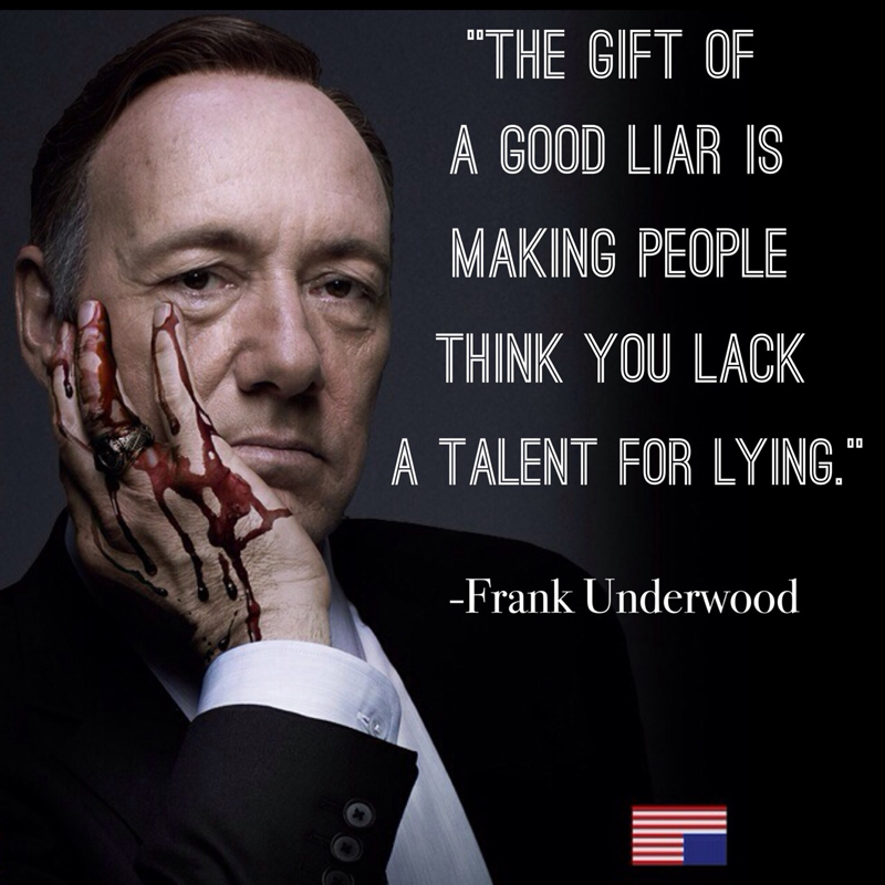 gift of a good liar