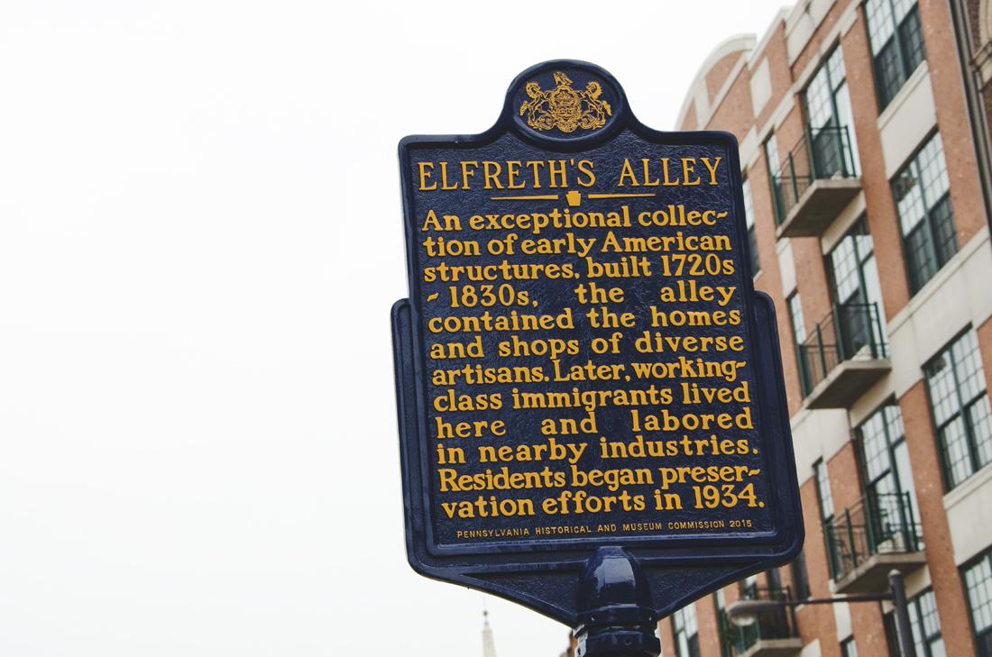 Elfreths's Alley