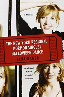 Book Review: The New York Regional Mormon Singles Halloween Dance