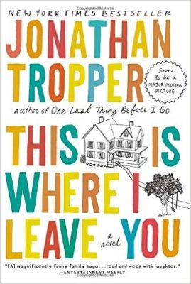 Book Review: This is where I leave you