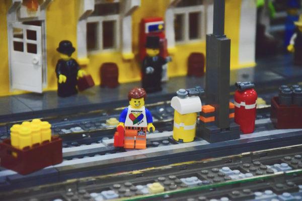 BrickUniverse LEGO Convention