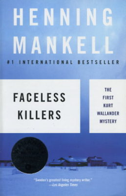 Book Review: Faceless Killers