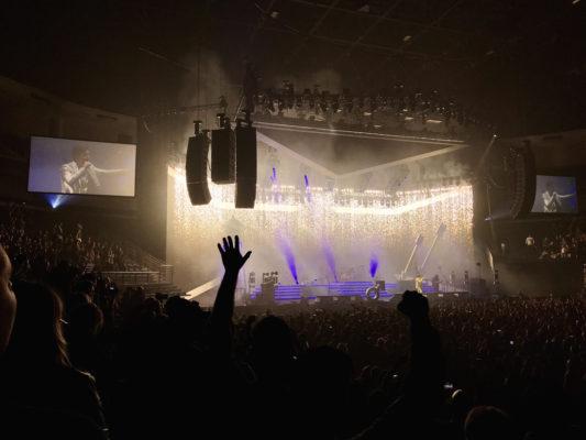 The Killers Concert, Atlanta 2018