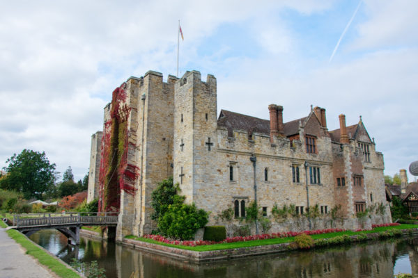 The UK Trip: Day 3 at Hever Castle