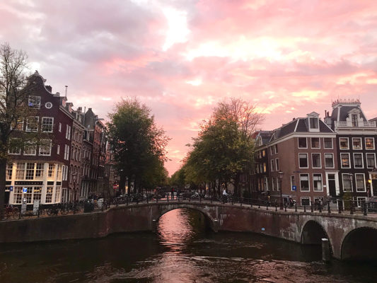 The UK Trip: Day 10 in Amsterdam