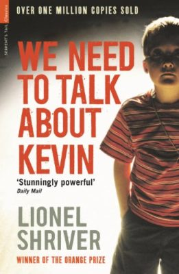 Book review: We Need to Talk About Kevin