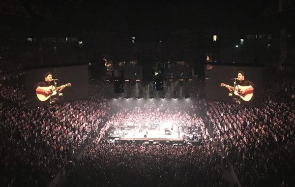 Mumford & Sons on their Delta Tour