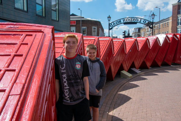 2019 European Vacation: Day One in Kingston-Upon-Thames and Brighton