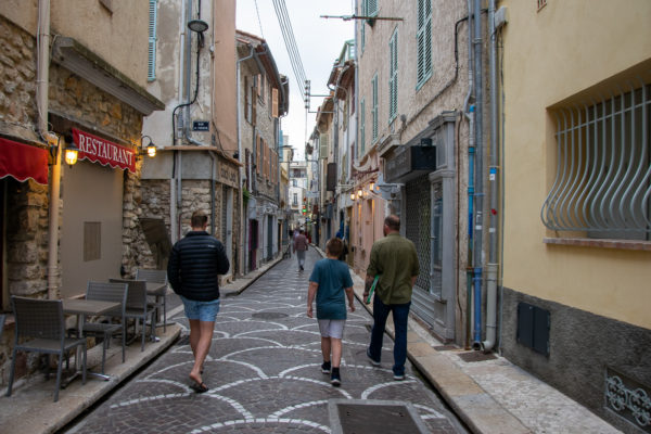 2019 European Vacation: Day Two in Antibes, Côte d'Azur (the French Riviera)