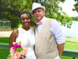 Orlando Florida wedding minister