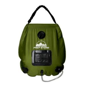 portable shower bag