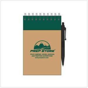 Note Pad & Pen