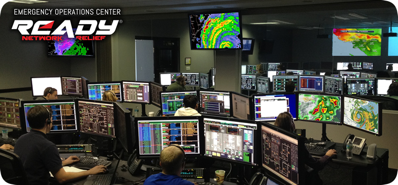 Ready Network Relief - Emergency Operations Centers