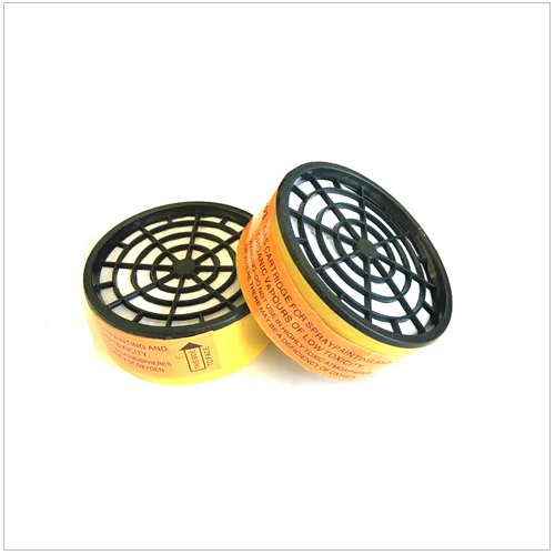 Safety Mask Replacement Cartridge (2 Pack)