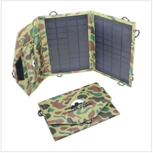 Solar Folding Charger