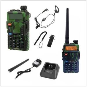 Two-Way HAM Radio with NOAA