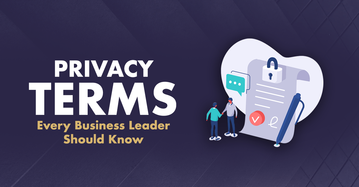 privacy legal terms