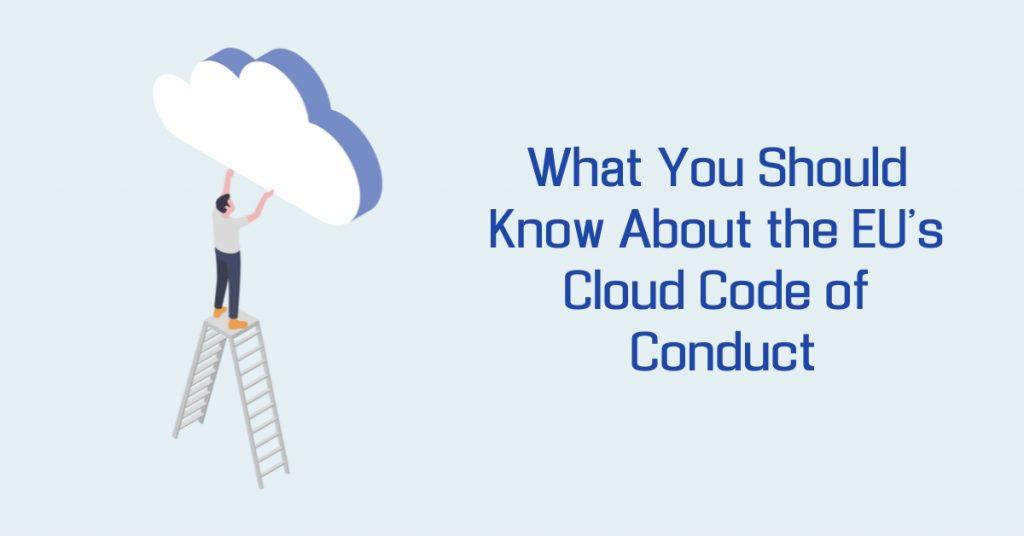 eu cloud code of conduct