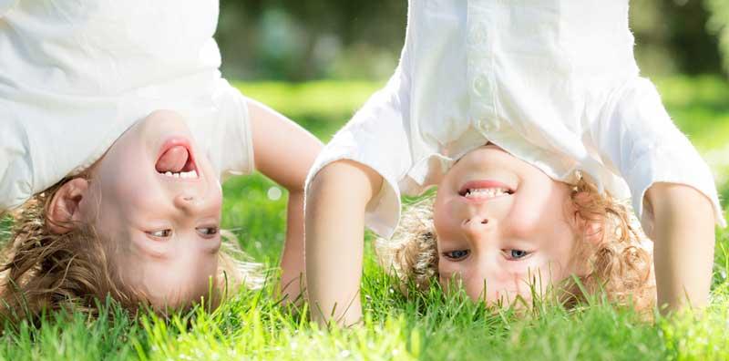 Kids Yoga Sundays at 10am