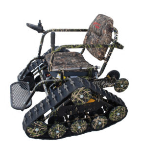The off-road Action Trackchair - tempting at $10,600