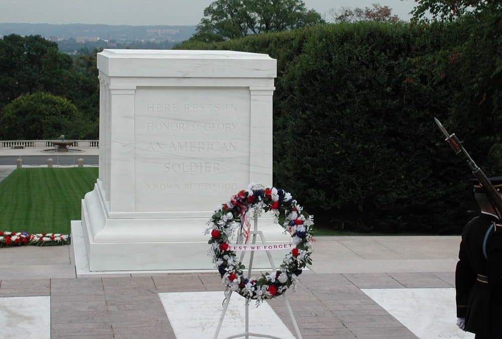 No Grave to Decorate on Memorial Day