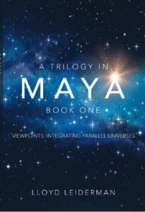 COVER - A Trilogy in Maya Book One