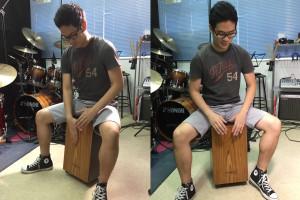 木箱鼓教學