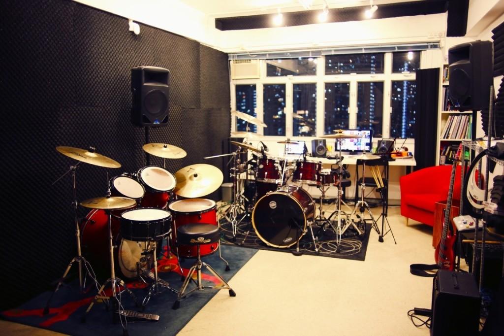 鼓教學課室