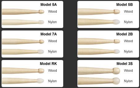 Drum Stick tip