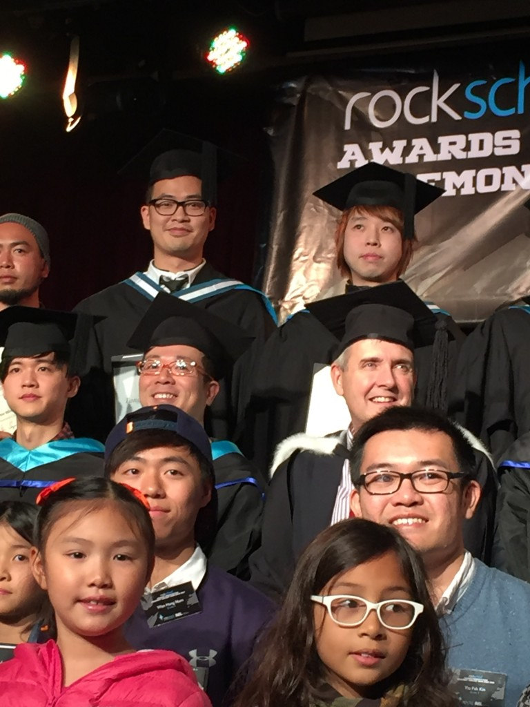 Anson Diploma Rockschool