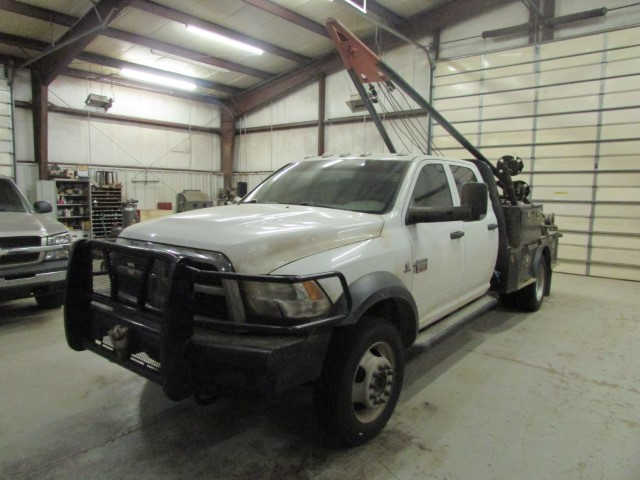 2013 DODGE RAM 5500 4x4 Roustabout Truck (M) (Small)