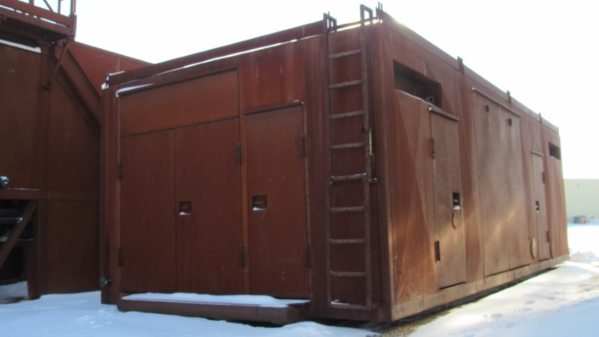 DO-ALL Pump House w MISSION 5x6x11 Charge Pump (S) (Small)