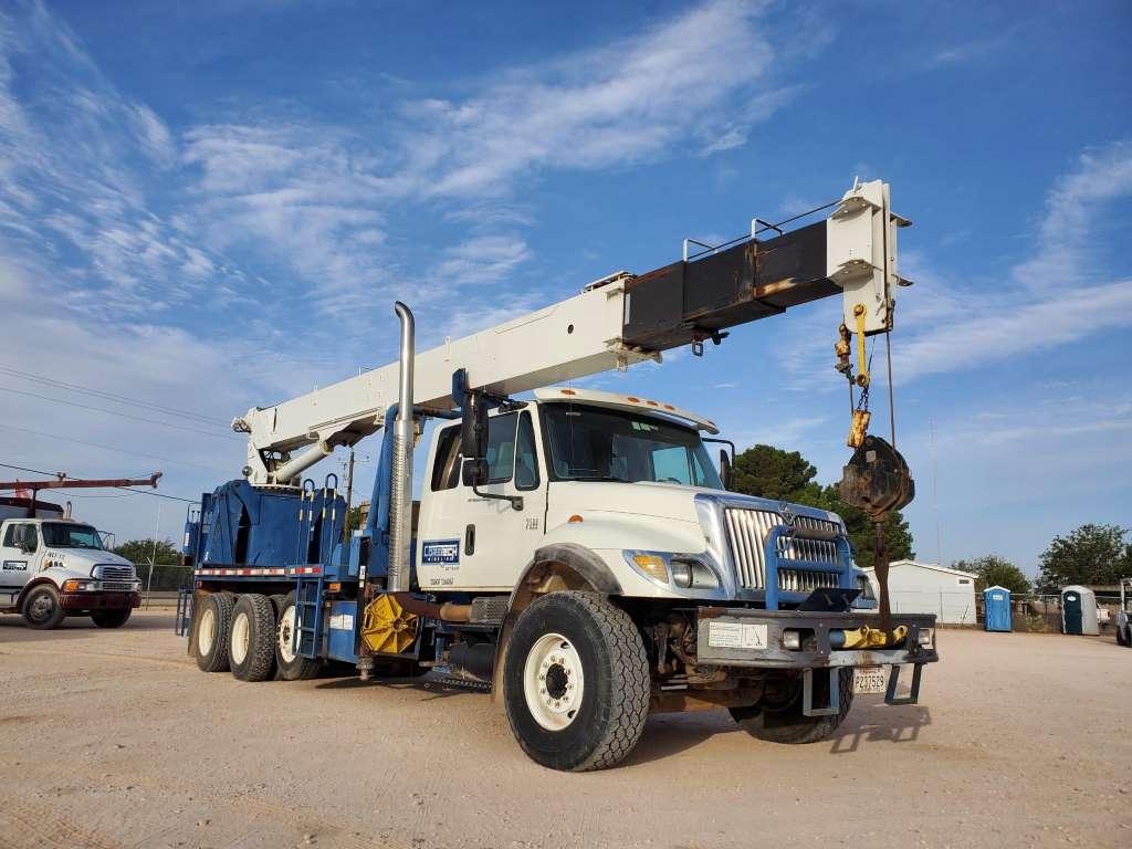 2007-International-7500-Hydraulic-Crane-Truck