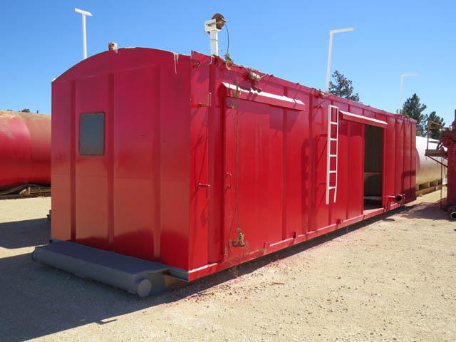 Rig#1 Generator House – YD2