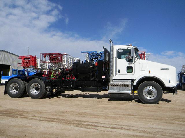 2015 KENWORTH T800 Kill Truck – YD1