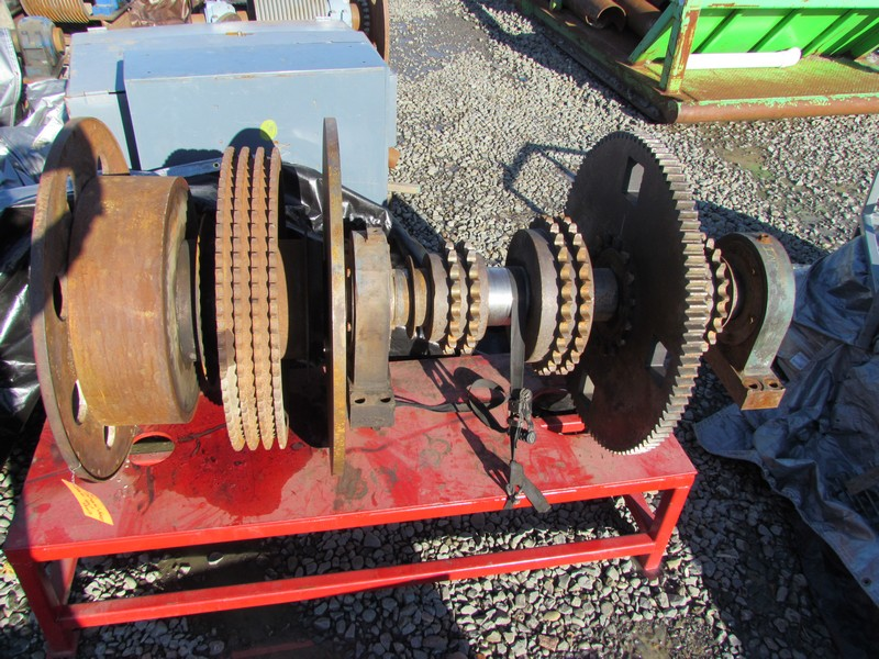 CONT.EMSCO D-2 Drwwrks Input Shaft - YD2