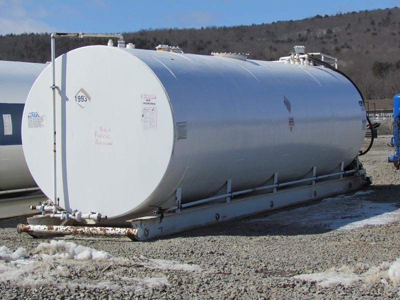 DELTA 12,000-Gal Fuel Tank - YD2