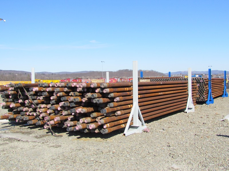"""115,258' 4-1/2"""" 16.60# XH Drill Pipe (Inspected DWB) - YD2"""