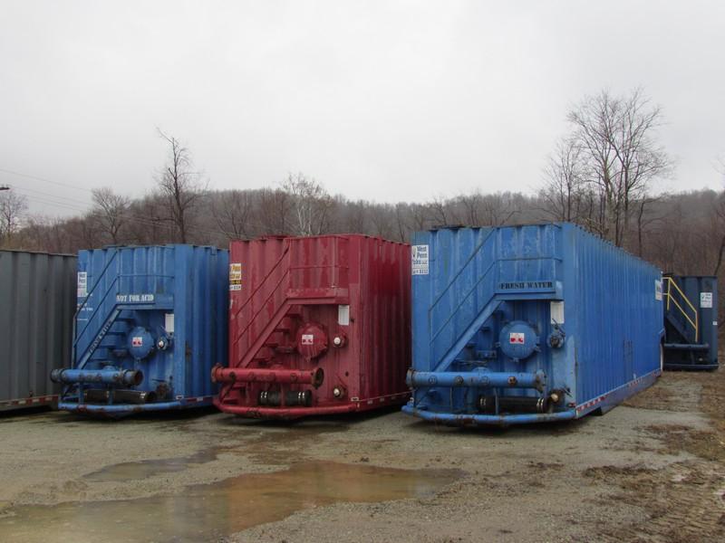 (3 of 5) 500-Bbl Frac Tanks - YD5