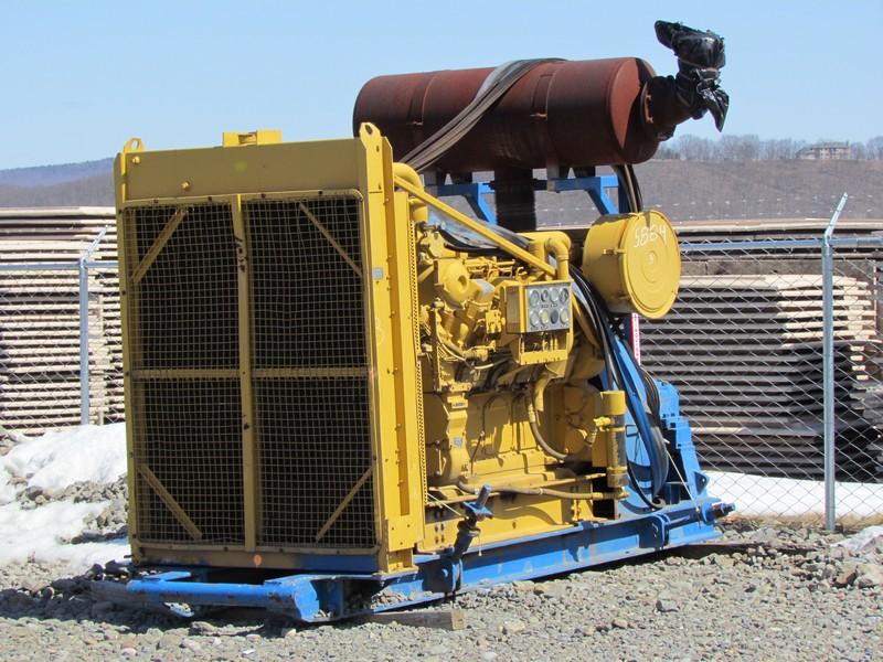 CAT 3508 Diesel Eng - YD2