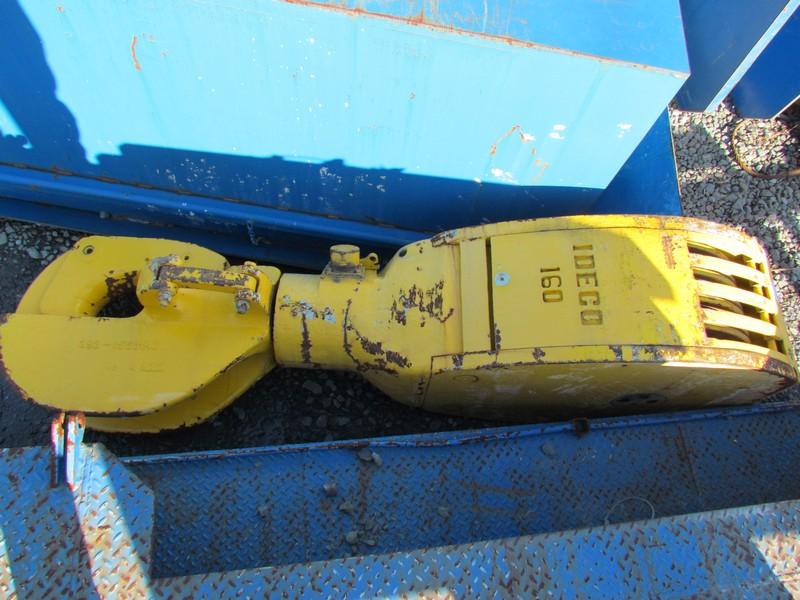 IDECO 160-Ton Shorty Block/Hook - YD2