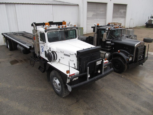 '81 PACIFIC & KW Rig-Up – DY1 YD1