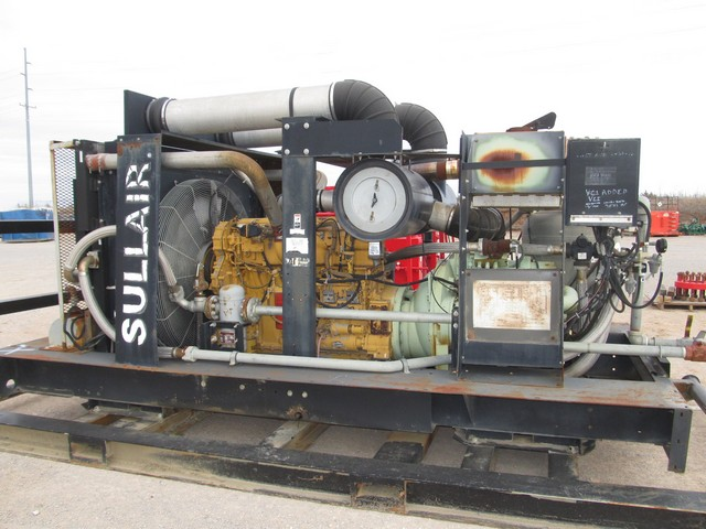 (1 of 3) SULLAIR 900/350XH p/b C-15 – DY2 YD1