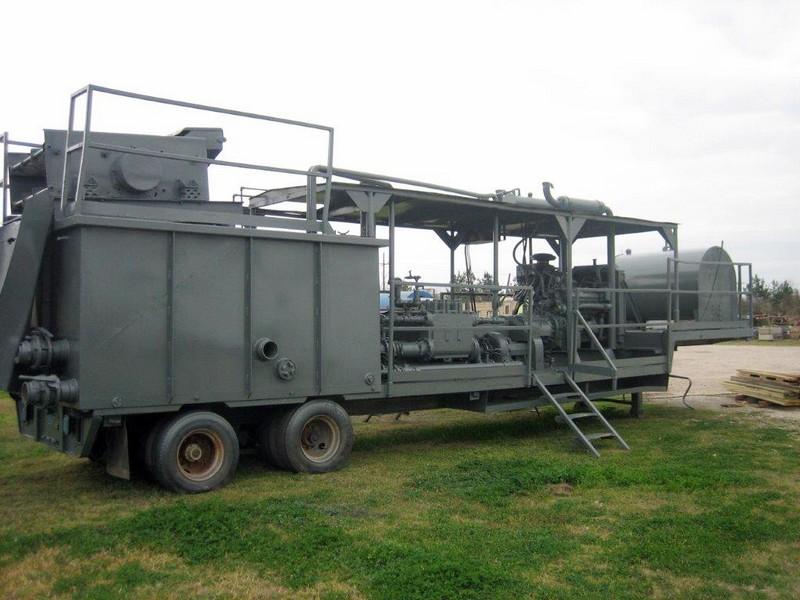 NATIONAL JWS-185 Mud System – YD3