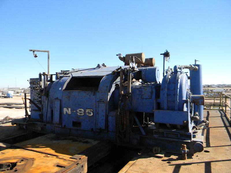 BREWSTER N-95 - Rig 33 – DY1 YD1
